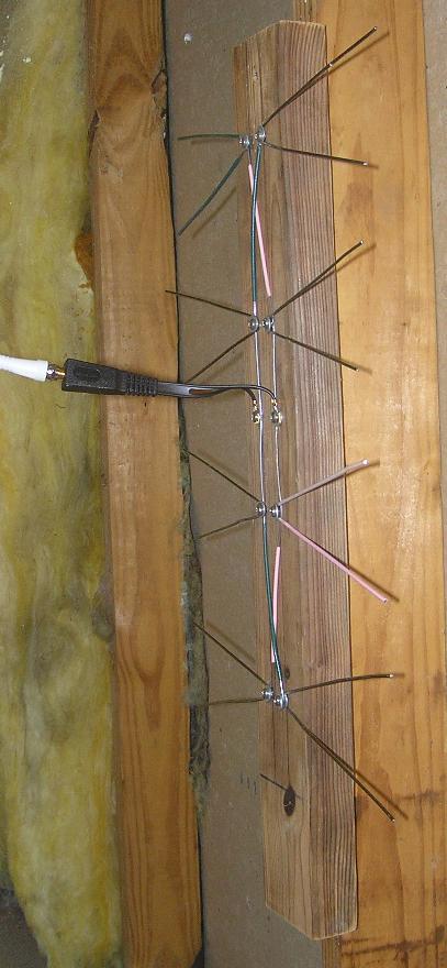 Home-made HDTV antenna